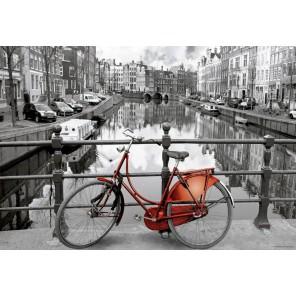 Амстердам, миниатюра Пазлы Educa