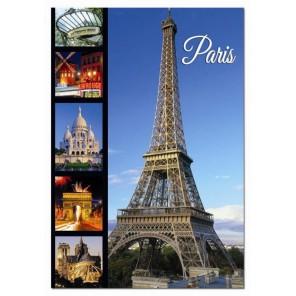 Открытка из Парижа Пазлы Educa