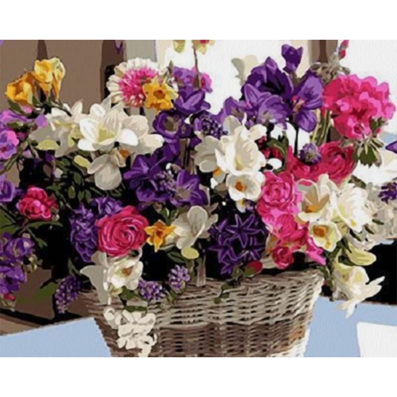 оружие фотография красивого букета цветы меньше двух