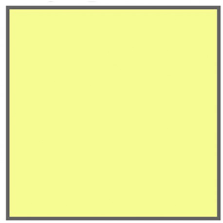 Желтый лимонад 16637 Витражная краска Gallery Glass Plaid