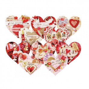 Влюблённые Набор для создания 10-ти открыток своими руками Белоснежка