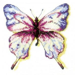 Эффект бабочки Набор для вышивания Белоснежка