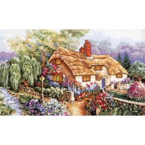 Чудный сад Набор для вышивания Белоснежка