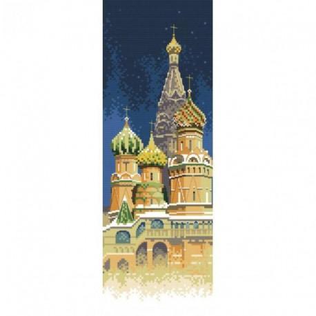 Покровский собор Набор для вышивания Белоснежка