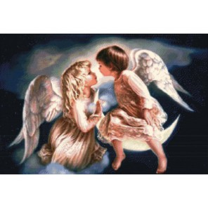 Небесные секреты Набор для вышивания Белоснежка