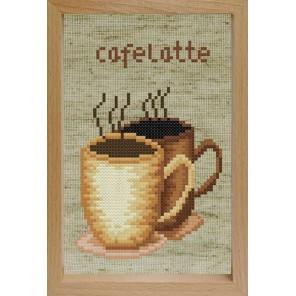 Кофе Набор для вышивания Белоснежка