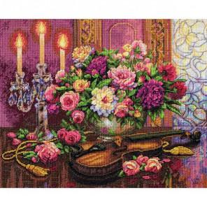 Романтический букет 35185 Набор для вышивания Dimensions ( Дименшенс )