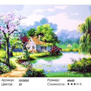 Количество цветов и сложность Вилла Сан Микеле Раскраска картина по номерам акриловыми красками на холсте