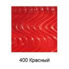 400 Красный Кристалльный гель моделирующий Kristall-Gel Viva Decor