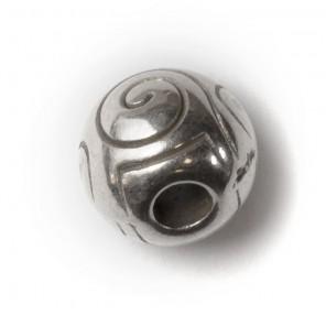 Шарм с завитком Металлический элемент подвеска Knorr prandell