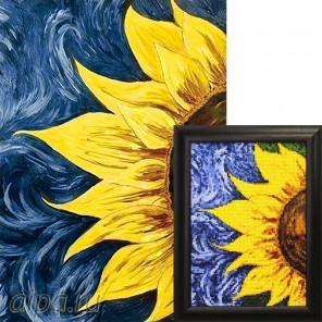 Энергия солнца Алмазная вышивка мозаика Гранни