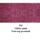 533 Розовый С глиттерами Краска для ткани Marabu ( Марабу ) Textil Glitter