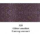 539 Аметист С глиттерами Краска для ткани Marabu ( Марабу ) Textil Glitter