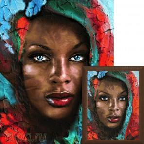 Сокровище Африки Алмазная вышивка мозаика Гранни