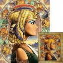 Царица Египта Алмазная вышивка мозаика Гранни