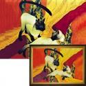 Сиамские кошки Алмазная вышивка мозаика Гранни