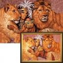 Богиня Африки Алмазная вышивка мозаика Гранни