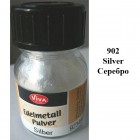 902 Серебро Пудра металлическая Viva-Edelmetall Pulver