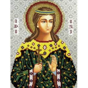 Святая Надежда Набор для частичной вышивки бисером Вышиваем бисером