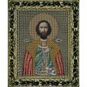 Святой Роман Набор для вышивки бисером Вышиваем бисером