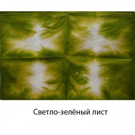 Светло-зелёный лист Ханди для листьев Бумага Квиллинг Qulling