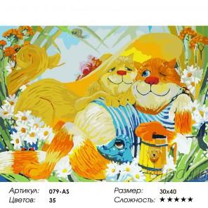 Количество цветов и сложность Идилия Раскраска картина по номерам акриловыми красками на холсте Белоснежка