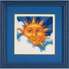Звезда по имени Солнце Набор для вышивания гобеленовым швом Dimensions в рамочке