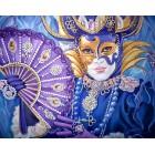 Венецианский фестиваль Алмазная вышивка мозаика Гранни