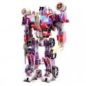 Optimus Prime 3D Пазл Zilipoo