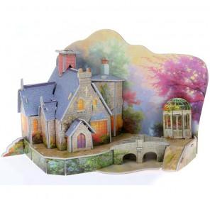 Тёплый дом 3D Пазлы Zilipoo