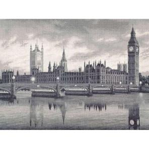 Лондон Набор для вышивания Золотое Руно