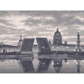 Санкт-Петербург Набор для вышивания Золотое Руно