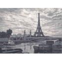 Париж Набор для вышивания Золотое Руно