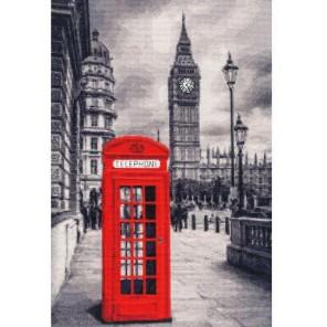Лондонский мотив Набор для вышивания Золотое Руно