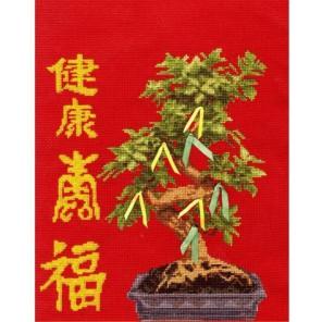 Дерево здоровья Набор для вышивания Золотое Руно