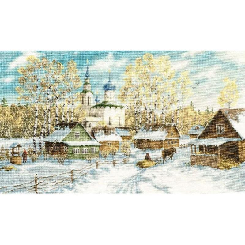 золотое руно зима