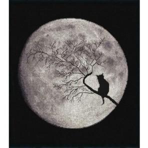 Лунная соната Набор для вышивания Золотое Руно