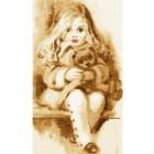 Мамина помада Набор для вышивания Золотое Руно