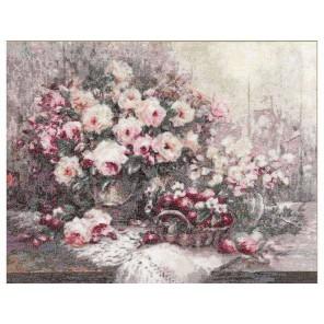 Розовый Прованс Набор для вышивания Золотое Руно