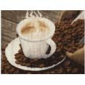 Ароматный кофе Набор для вышивания Золотое Руно