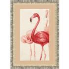 Фламинго. Набор №3 Набор для вышивания Золотое Руно