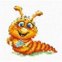 Буду бабочкой Набор для вышивания Чудесная игла