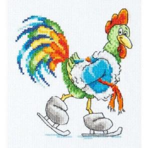 Петя-Петушок Набор для вышивания Чудесная игла
