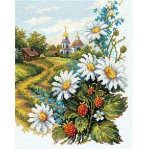 Милые сердцу Набор для вышивания Чудесная игла