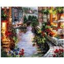 Вечер в Венеции Набор для вышивания Чудесная игла