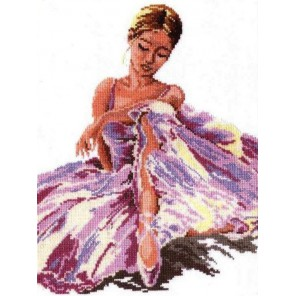 Балерина Набор для вышивания Чудесная игла