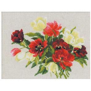 Тюльпаны Набор для вышивания Риолис