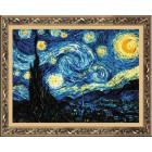 Звёздная ночь. Ван Гог Набор для вышивания Риолис