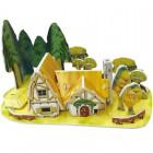 Лесной домик (мини серия) 3D Пазлы Zilipoo
