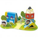 Детский сад (мини серия) 3D Пазлы Zilipoo